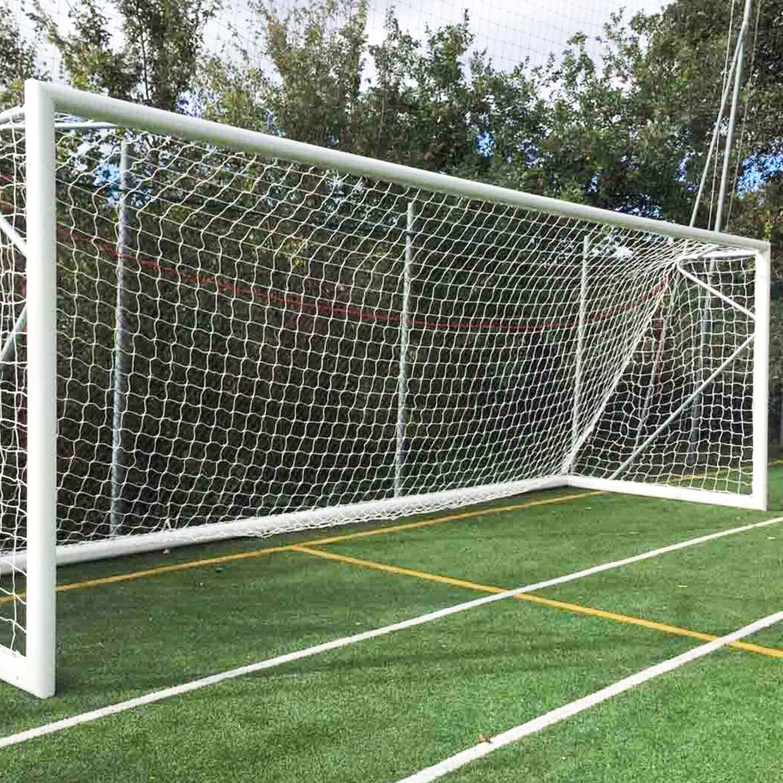 Buts Football - 11 Joueurs (La Paire) - Sps Filets à Goal De Foot Pour Jardin