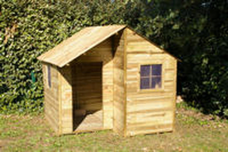 Cabane De Jardin : Comment Bien La Choisir serapportantà Comment Poser Un Abri De Jardin