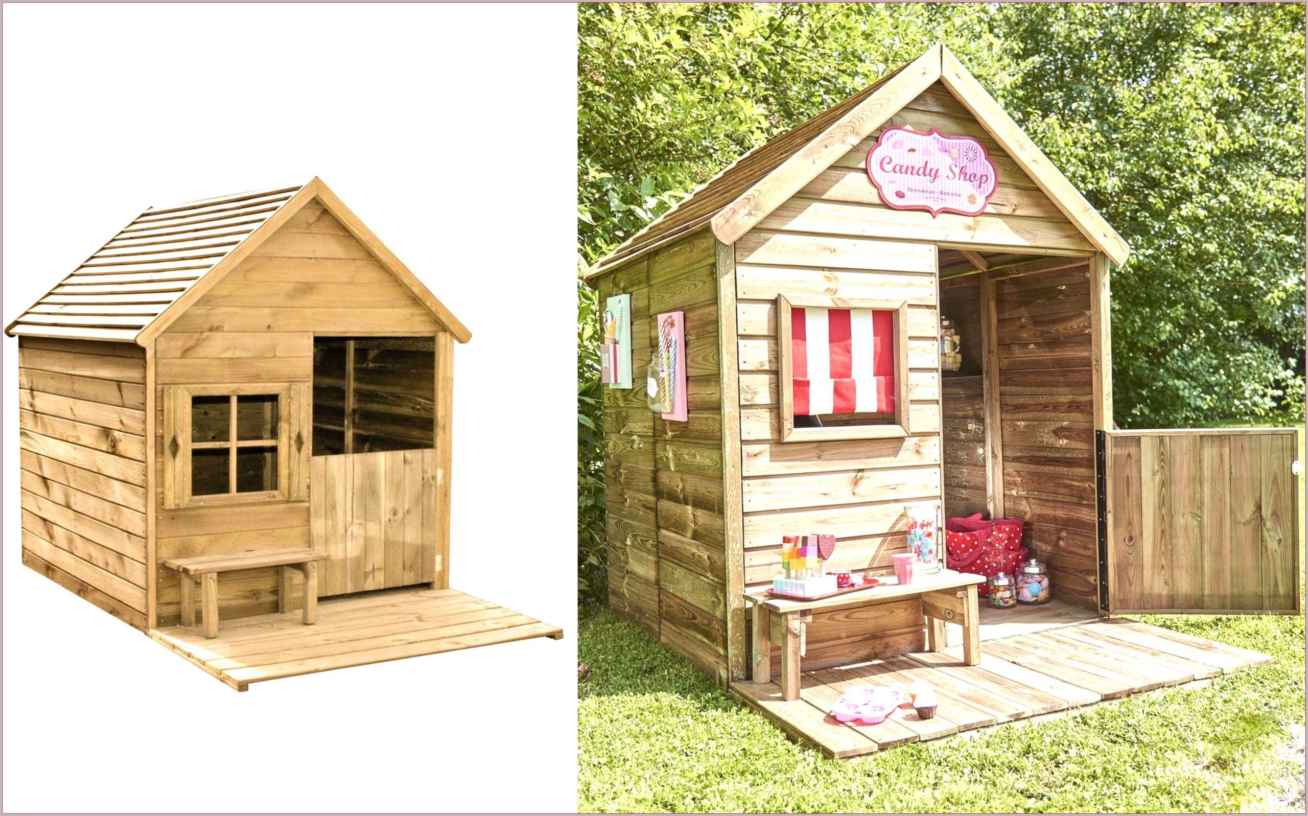 Cabane De Jardin En Bois Pas Cher Schème - Idees Conception ... destiné Cabane De Jardin Enfant Bois