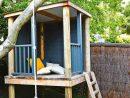 Cabane De Jardin Enfant En 50 Projets À Faire Soi-Même - #à ... pour Faire Une Cabane De Jardin