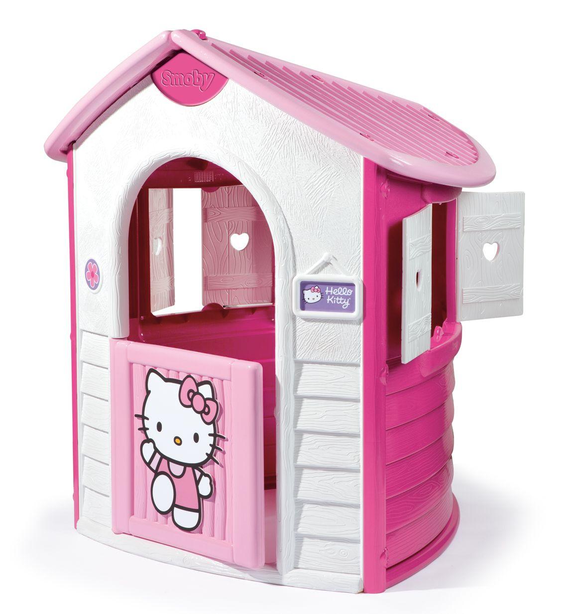 Cabane De Jardin Hello Kitty Smoby : Avis Et Comparateur De Prix à Maison Jardin Smoby