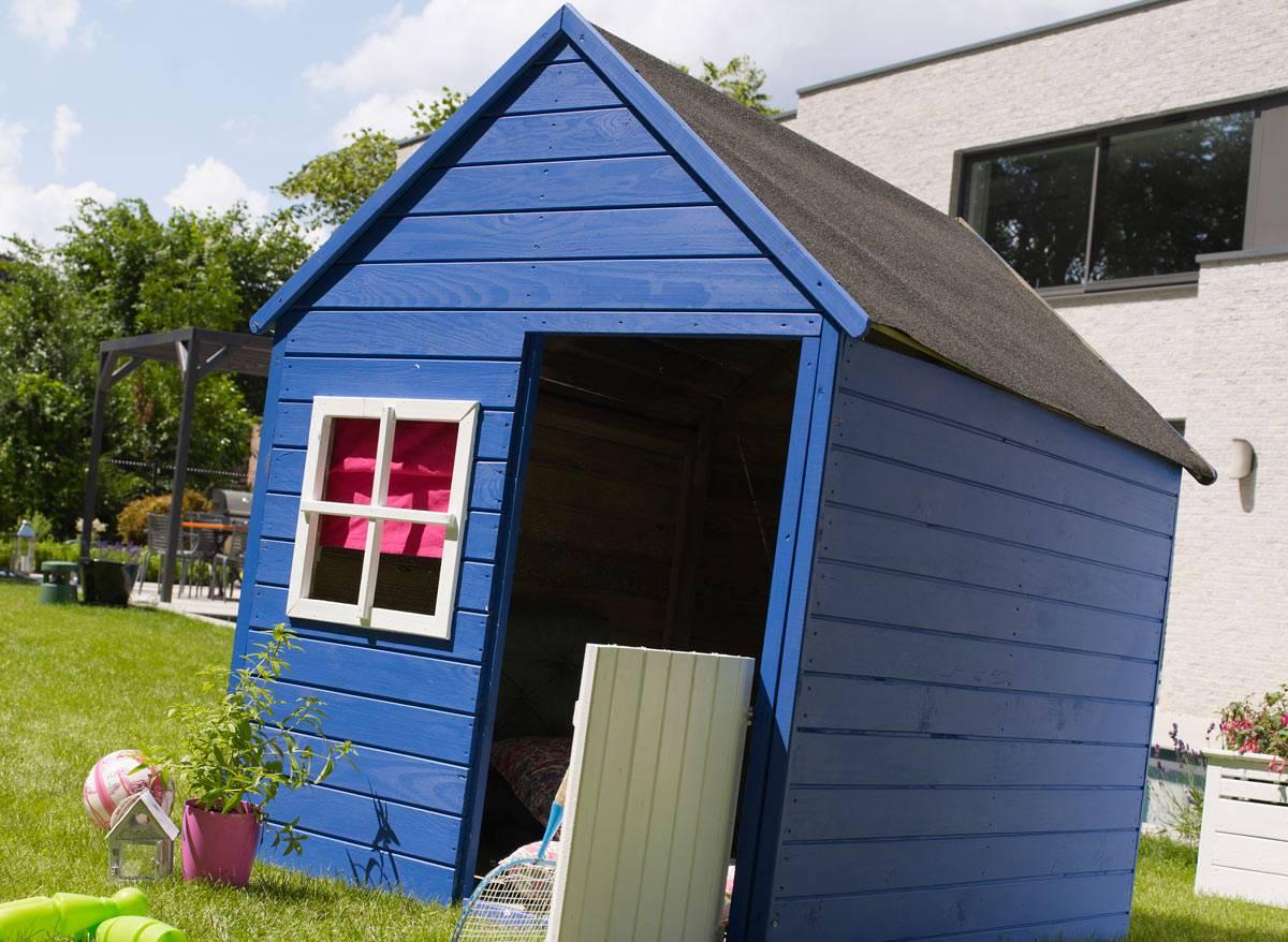 Cabane Enfant Modulable Marina En Bois encequiconcerne Cabane De Jardin Enfant Pas Cher