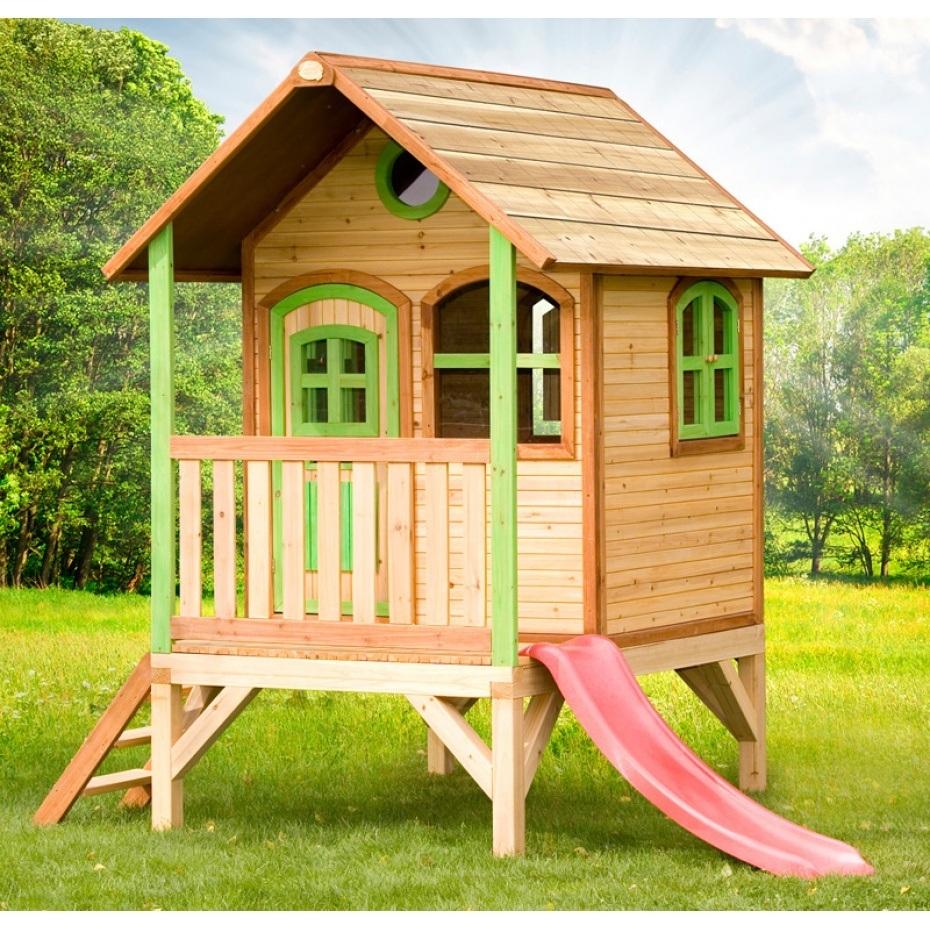 Cabane Jardin Enfant Bois à Cabane De Jardin Enfant Bois