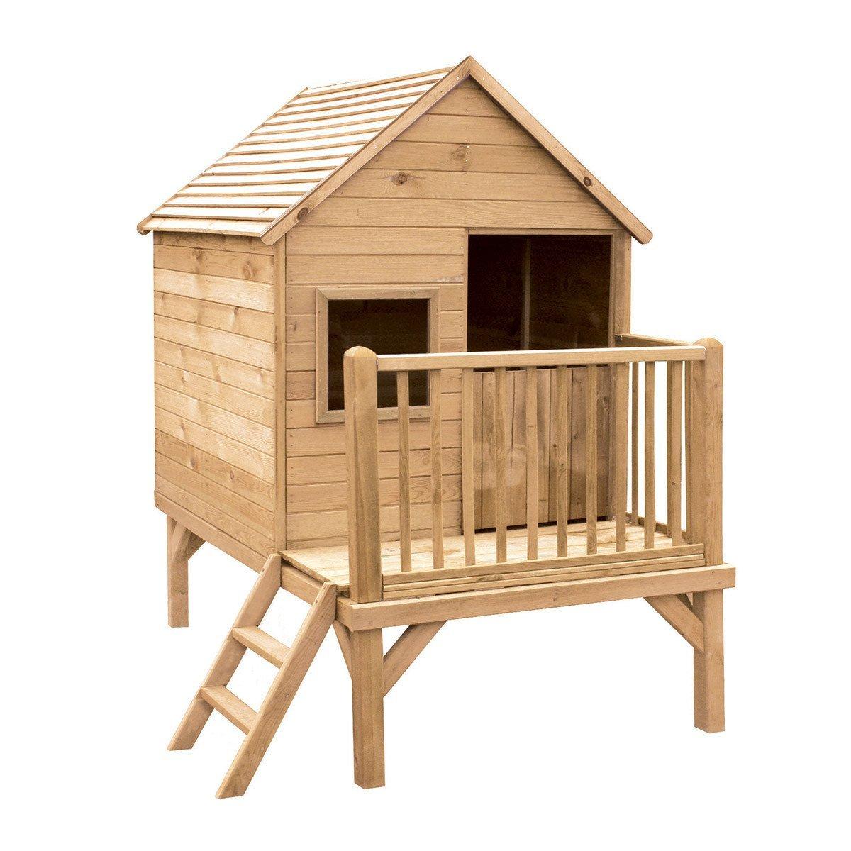 Cabane Pour Enfant Winny - Achat/vente De Jeux De Jardin Pas ... intérieur Maison De Jardin Enfant Pas Cher