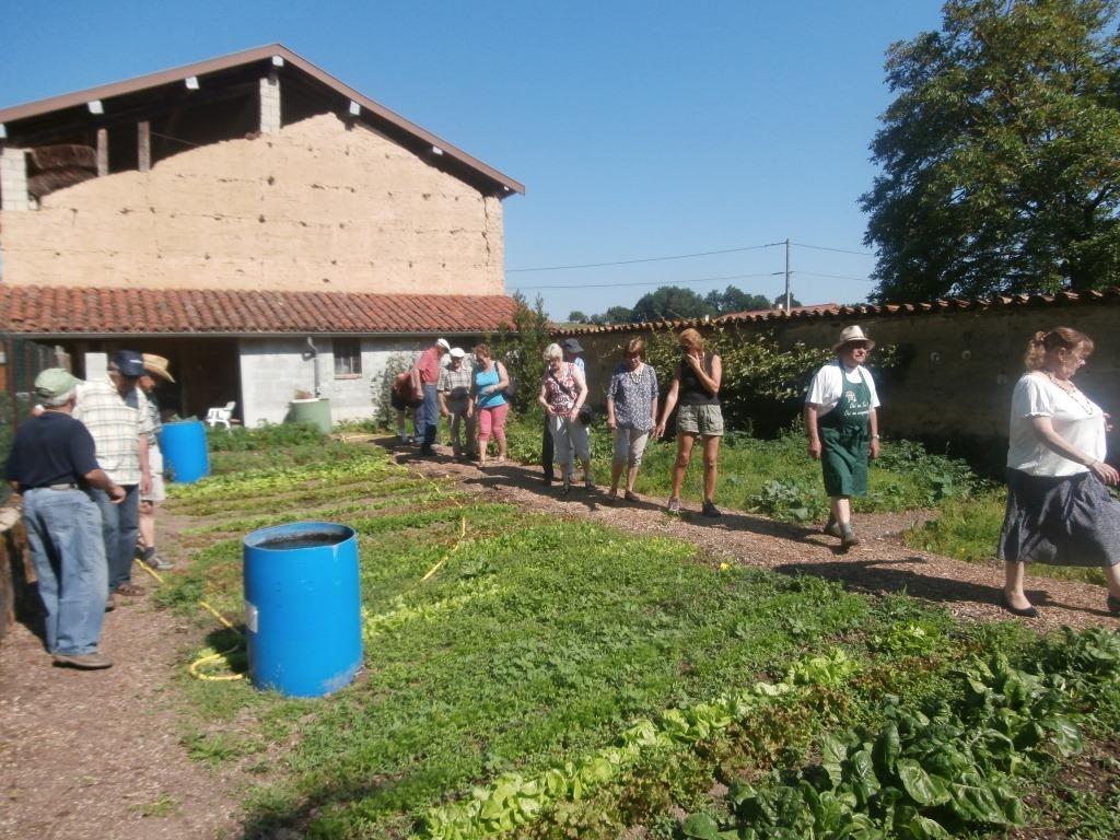 Café-Compost Organisé Par Les Amis Des Lombrics Dans Le ... encequiconcerne Composteur De Jardin