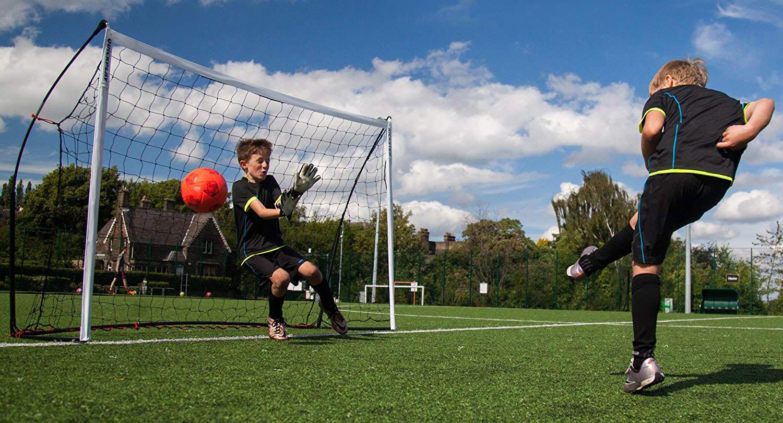 Cage De Foot Et Mini-Buts De Jardin ⇒ Comparatif, Avis Et ... serapportantà Goal De Foot Pour Jardin