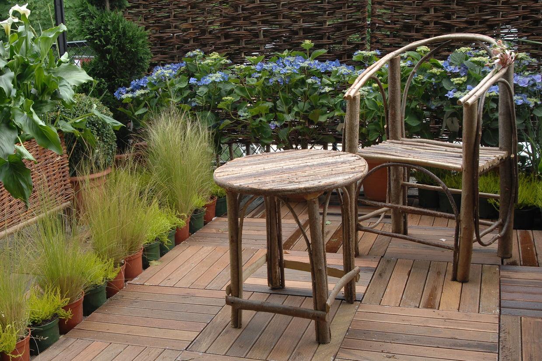 Caillebotis : Comment Le Poser intérieur Caillebotis Pour Jardin