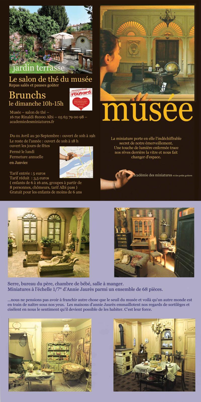 Calaméo - Academie Des Miniatures - Albi destiné Salon De Jardin Maison Du Monde