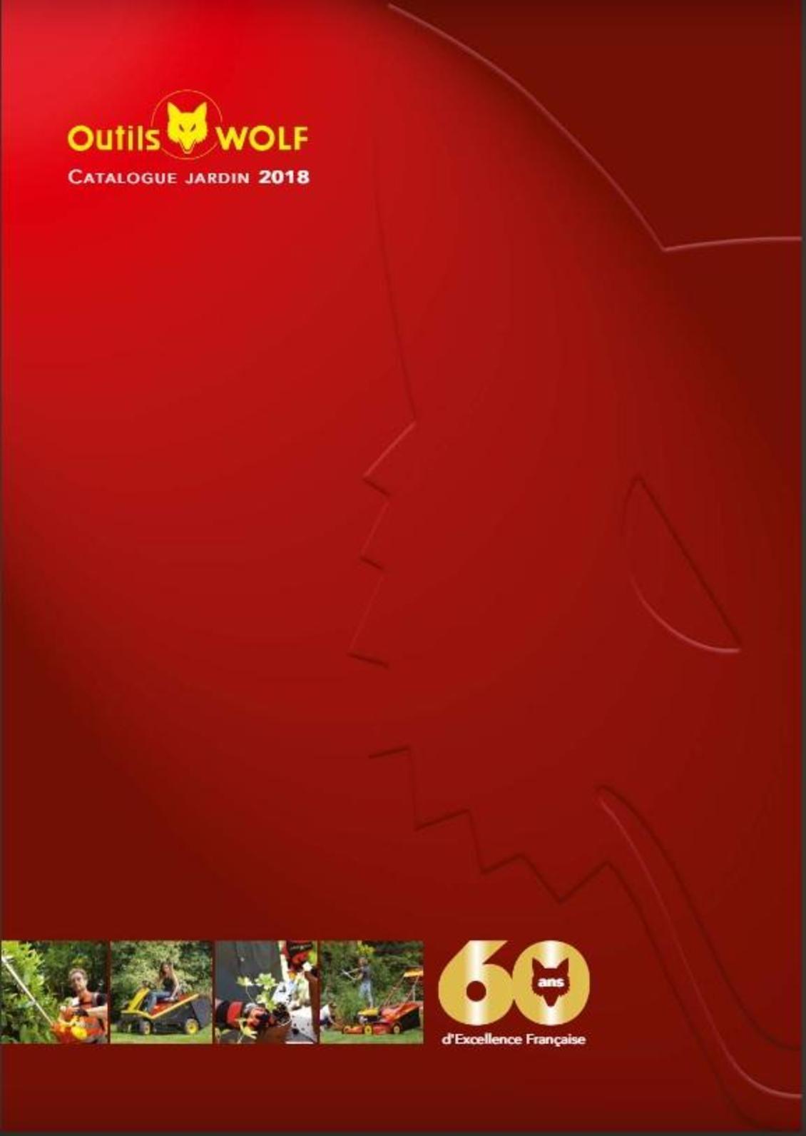 Calaméo - Catalogue 2018 Outils Wolf destiné Outil Wolf Jardin