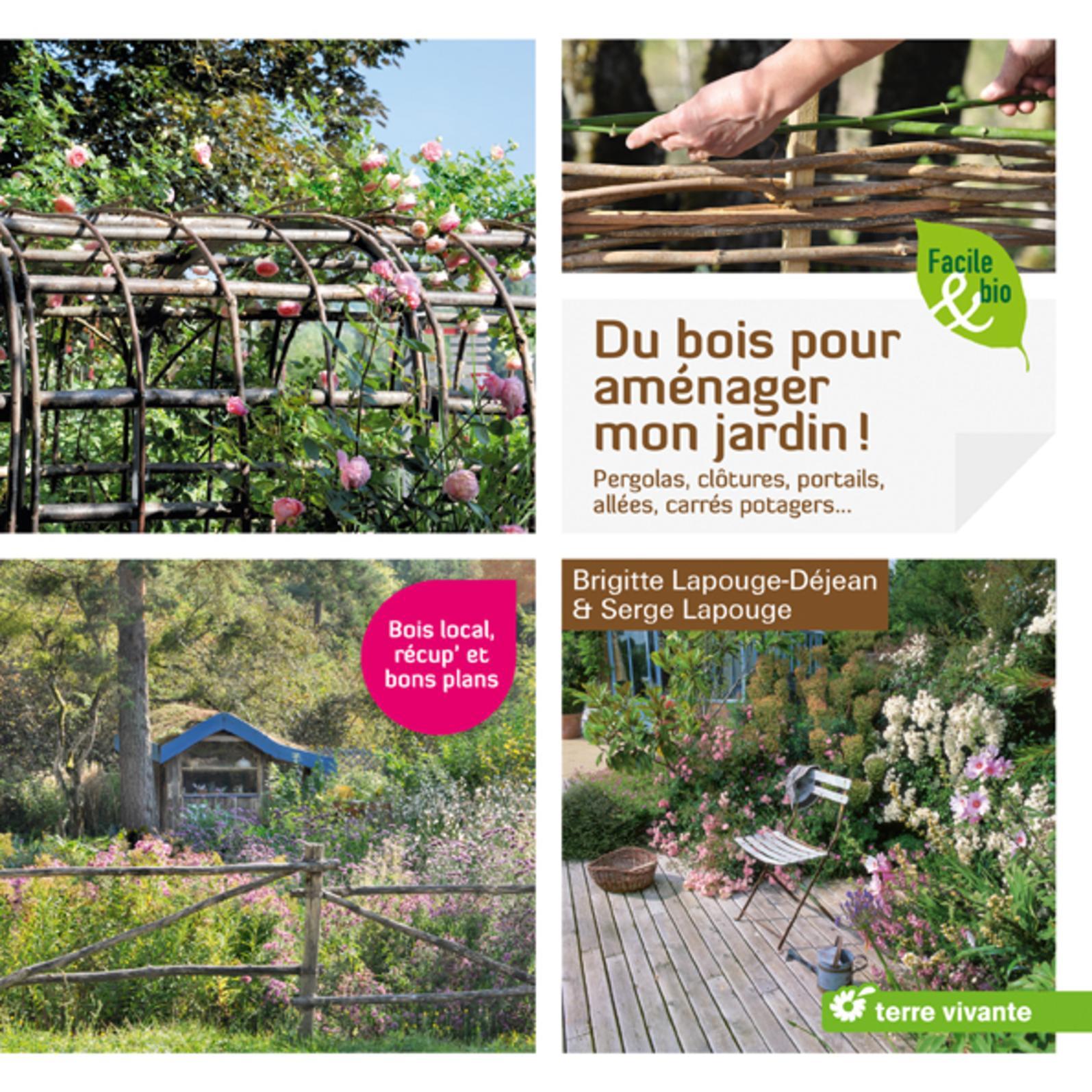 Calaméo - Du Bois Pour Aménager Mon Jardin pour Ecorces Jardin