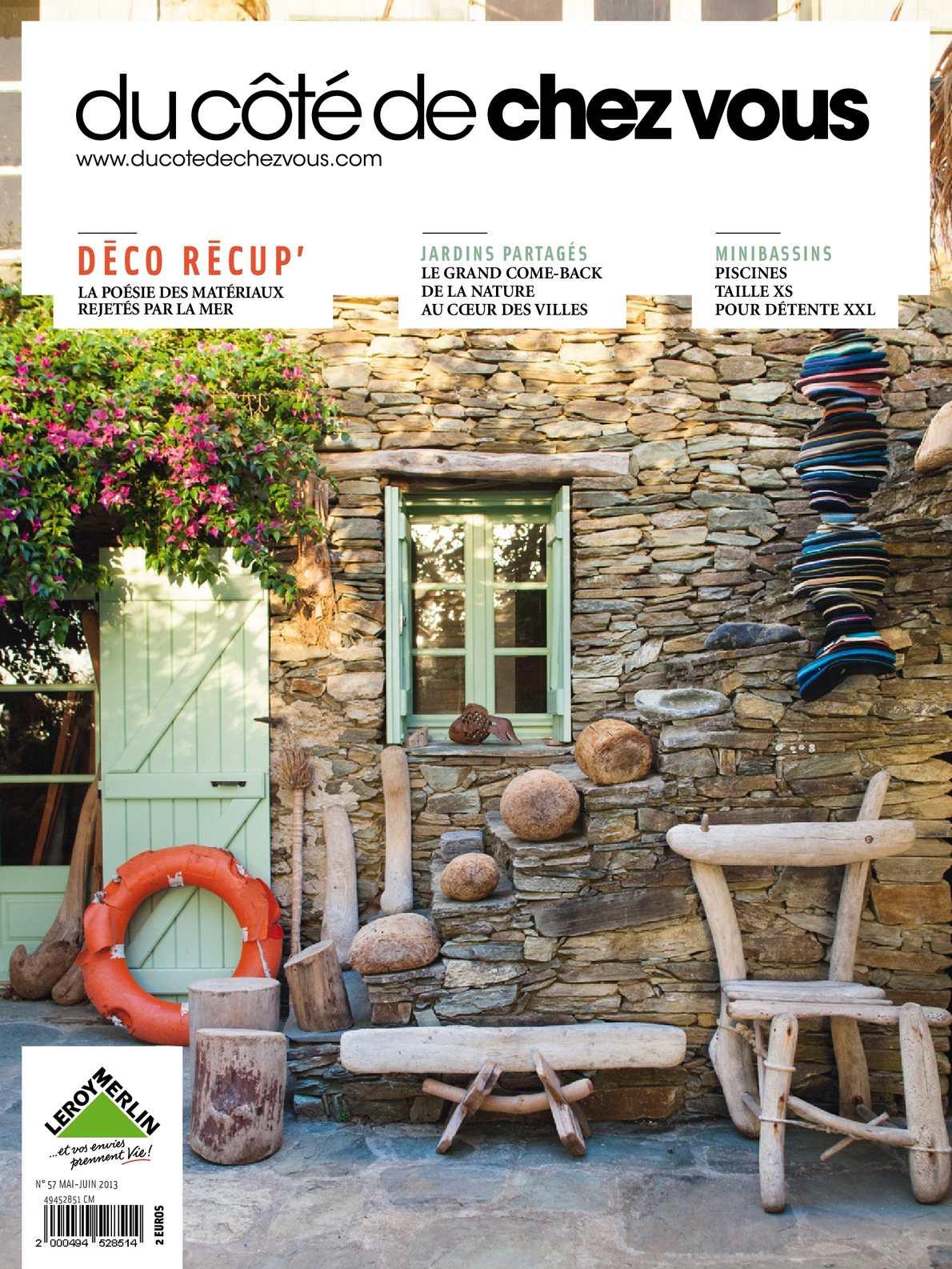 Calaméo - Du Côté De Chez Vous N°57 (Mai-Juin 2013) destiné Incinérateur Jardin Leroy Merlin