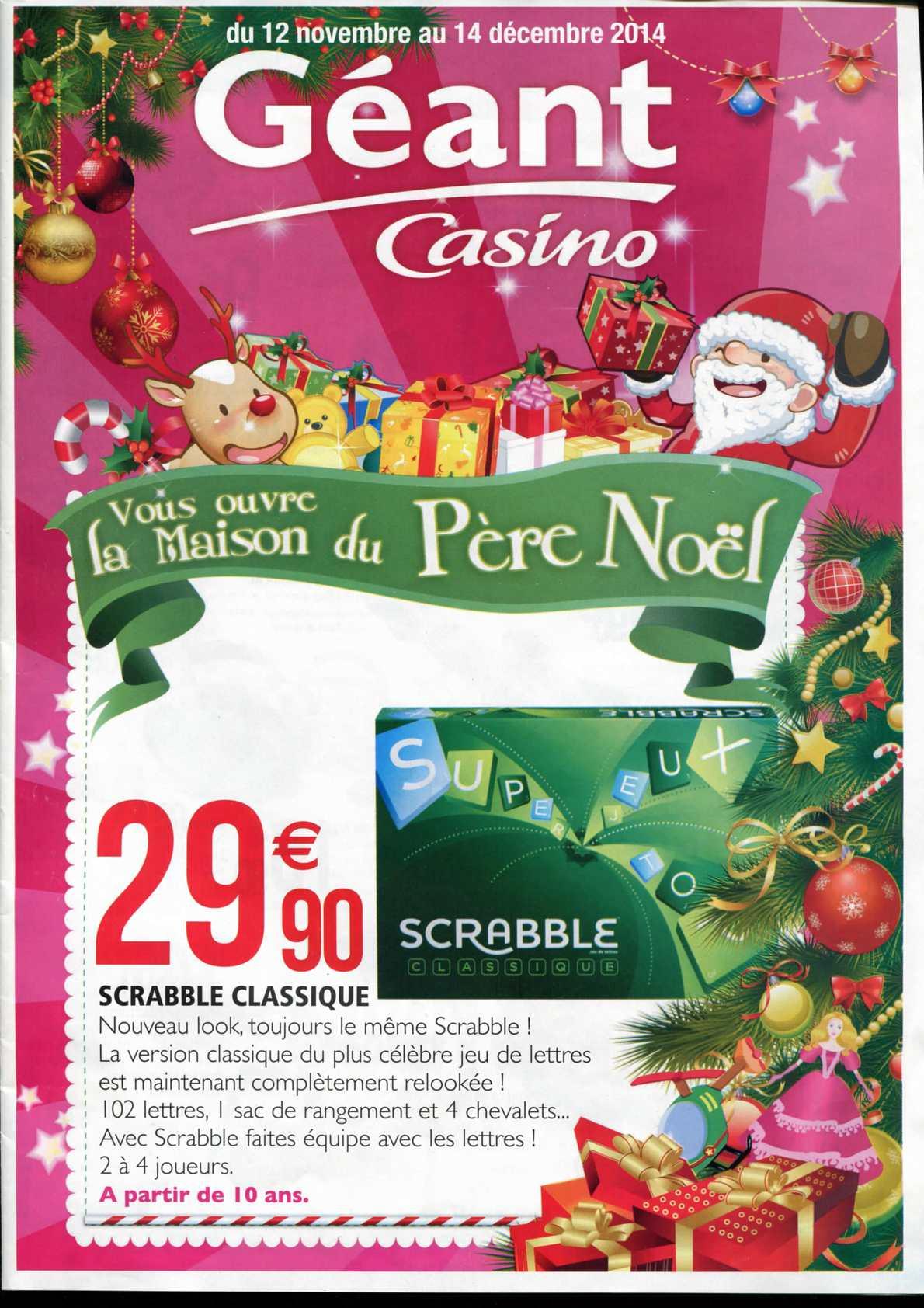 Calaméo - Geant Casino serapportantà Salon De Jardin Geant Casino