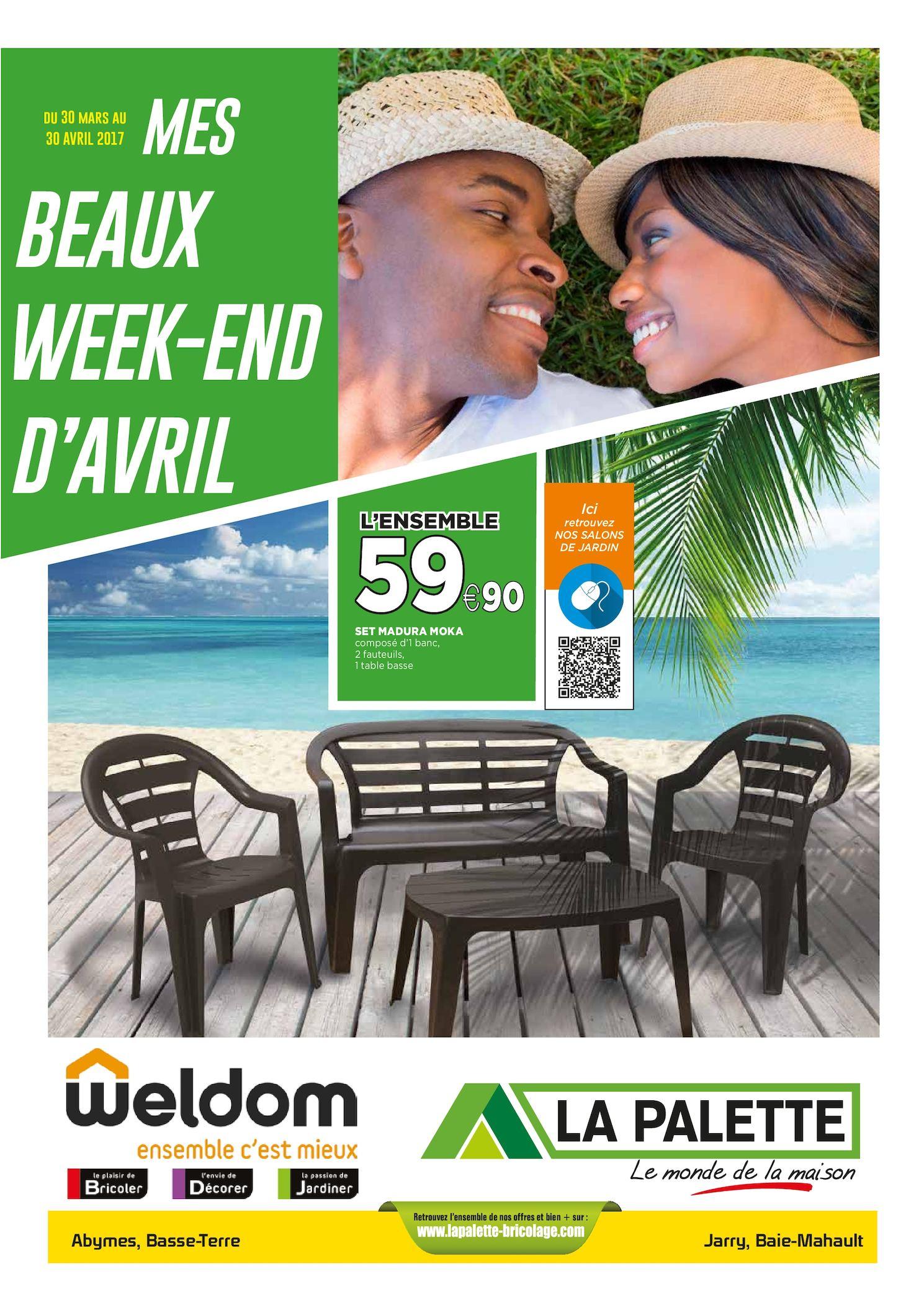 Calaméo - Mes Beaux Week-End D'avril - Guadeloupe avec Abri De Jardin Weldom