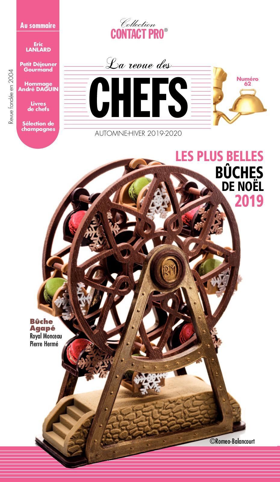 Calaméo - Revue-Des-Chefs-062 serapportantà Revue Jardin Facile