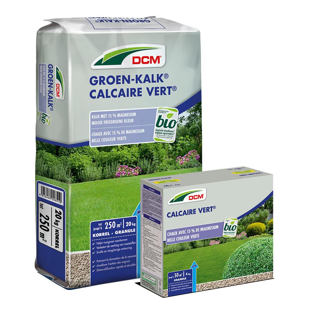 Calcaire Vert® Dcm - Dcm intérieur Chaux Pour Jardin