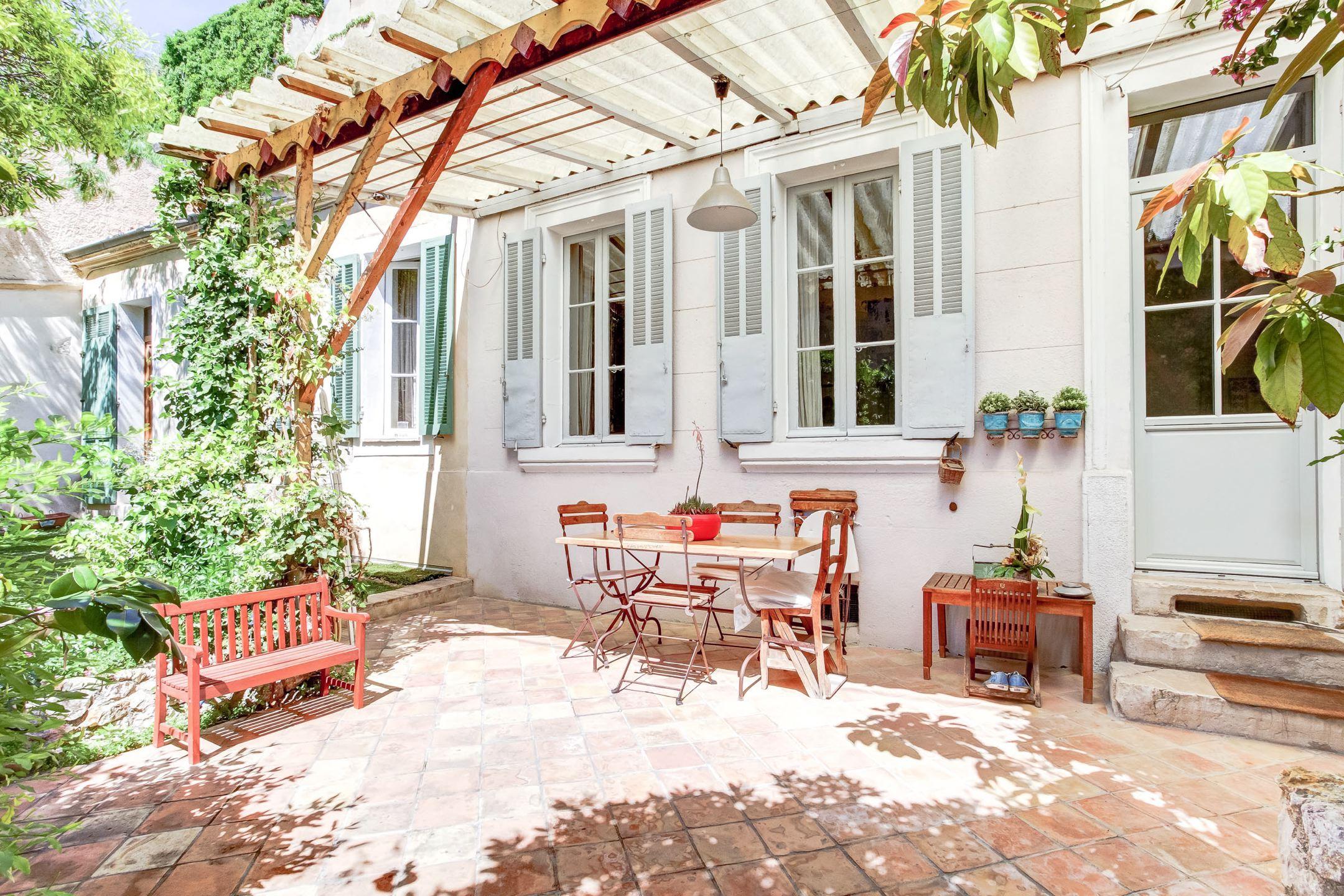 Calme Et Volupté À Vauban - T5 En Rez-De-Jardin   Ma ... serapportantà Location Rez De Jardin Lyon