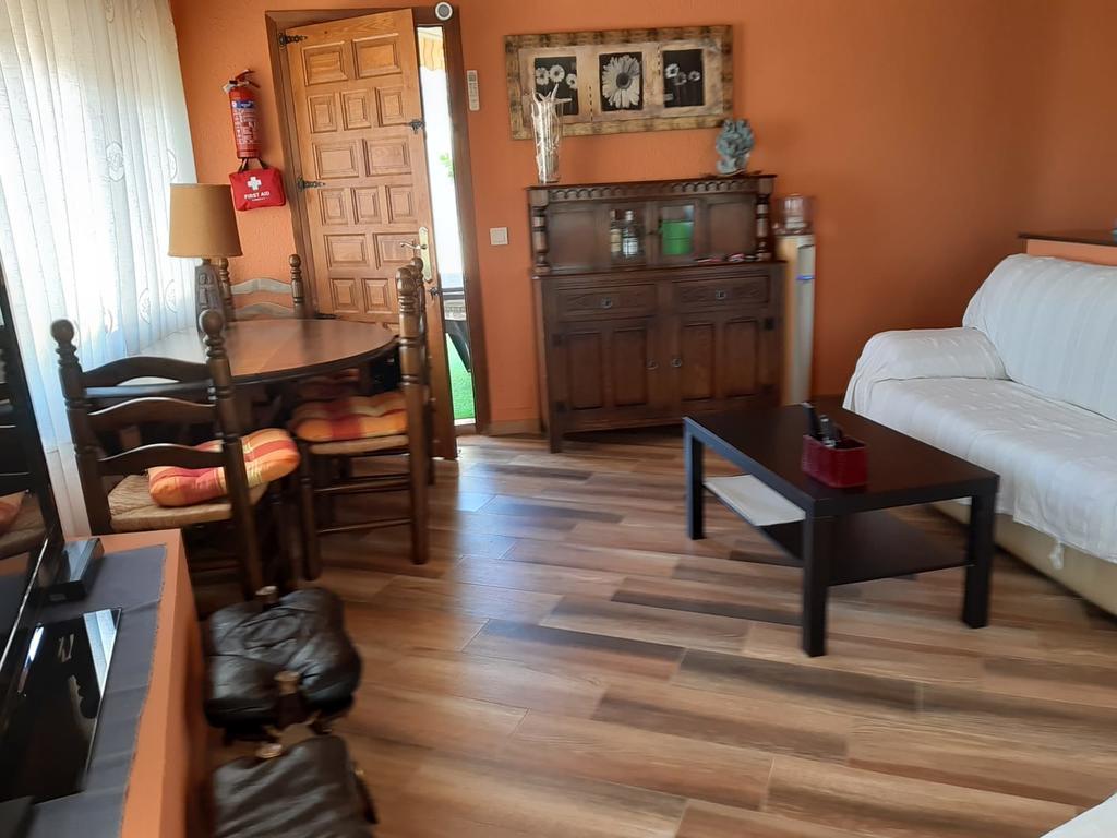 Calpe Casa Adosada (Bungalow) Con Jardín Privado. 2 Cocinas ... intérieur Bungalow De Jardin Design