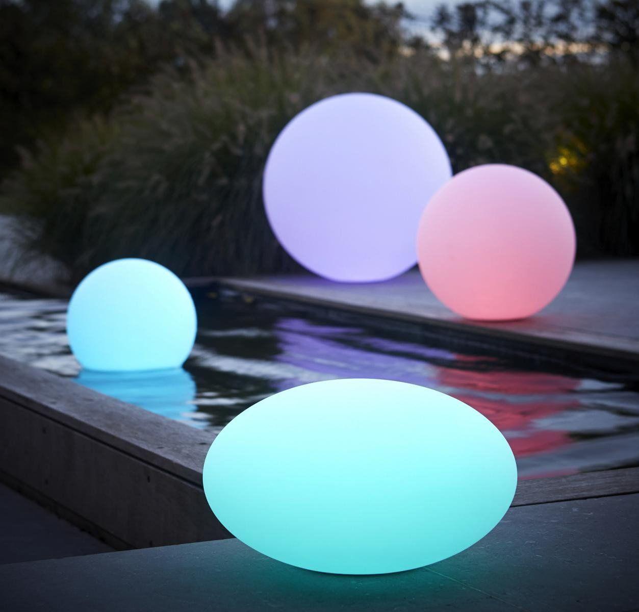 Canalcncarauca - Décoration Intérieure Idées De Meubles destiné Sphere Lumineuse Jardin