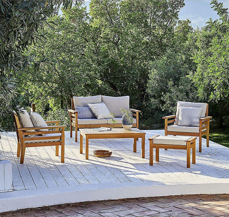Canapés Et Fauteuils | Outdoor Decor, Outdoor Furniture Sets ... avec Salon De Jardin Bas Pas Cher