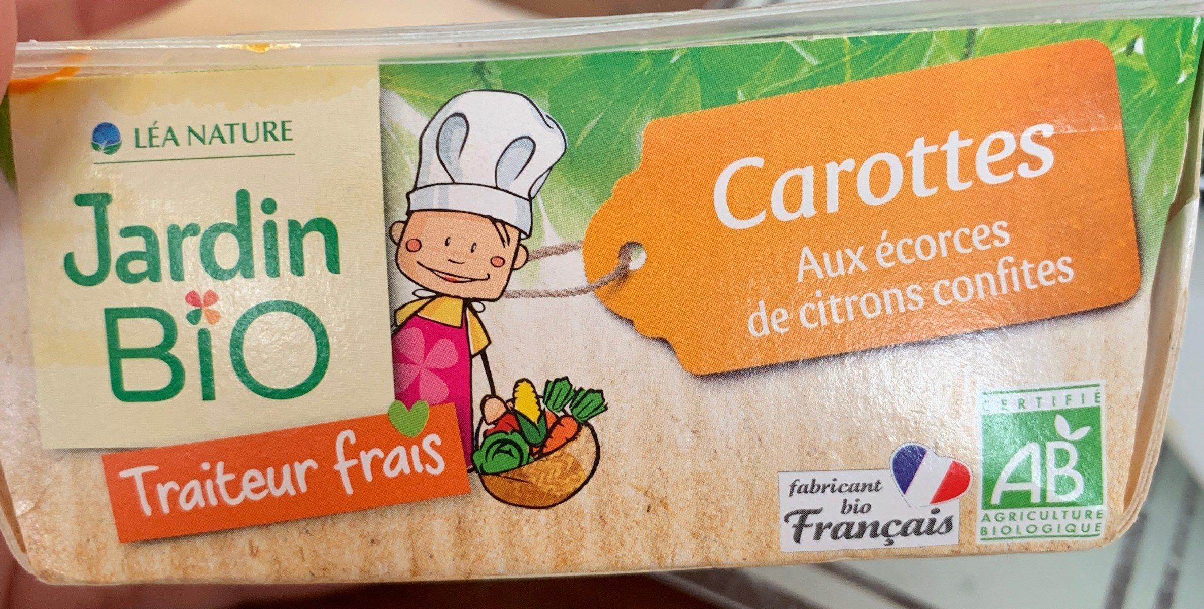 Carottes Aux Ecorces De Citrons Confites - Jardin Bio ... encequiconcerne Ecorces Jardin