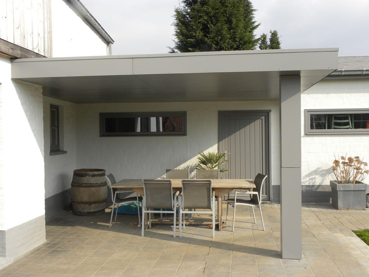 Carport Terrasse | Terrasse, Terrasse Couverte, Amenagement ... tout Aménagement Jardin Hainaut