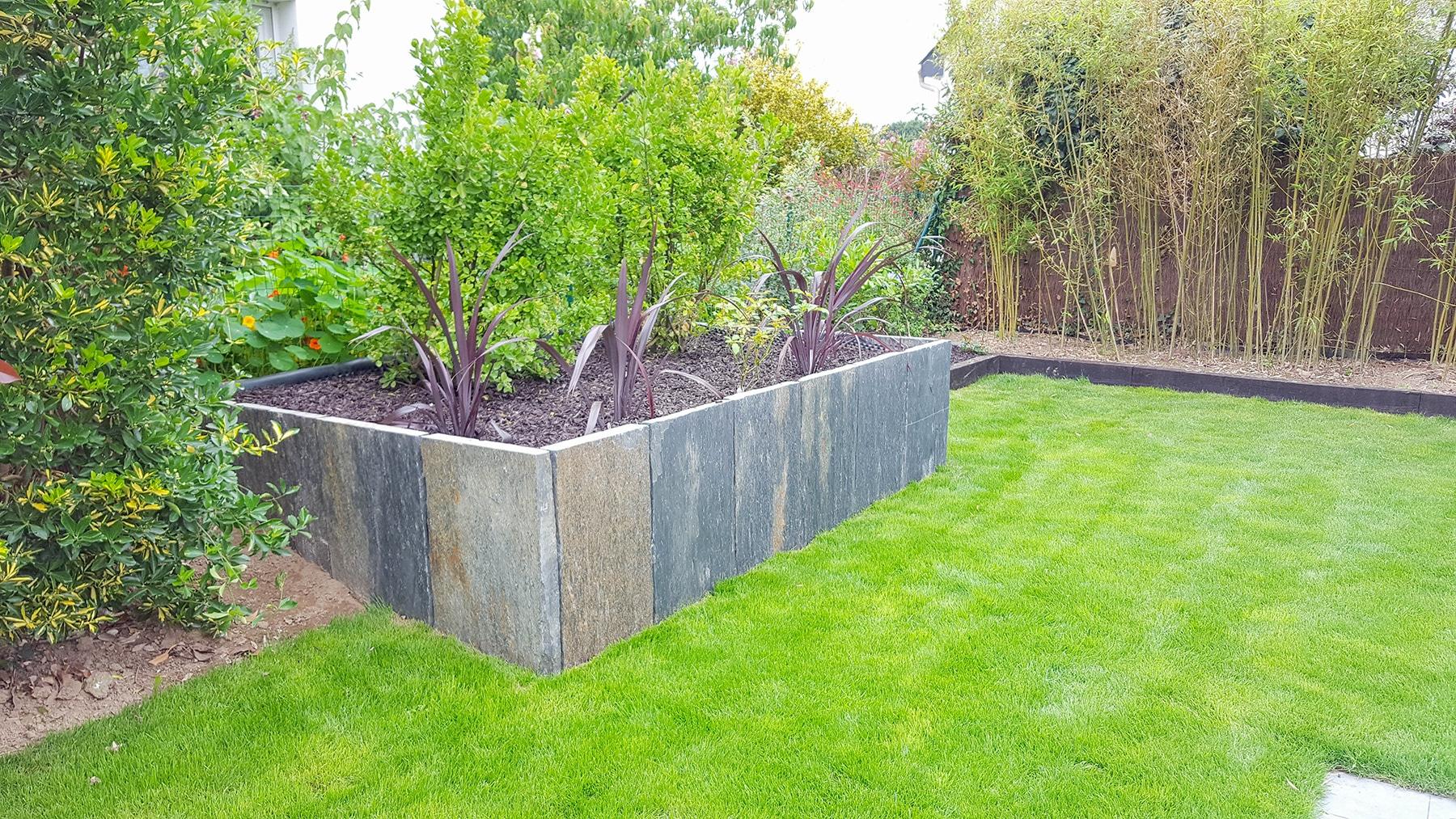 Carré Potager - Aménagement De Jardin Potager | Paysages Conseil destiné Jardin En Carre