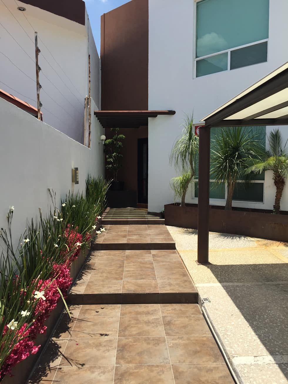 Casa Vima Pasillos, Vestíbulos Y Escaleras Modernos De Amg ... pour Vima Salon De Jardin