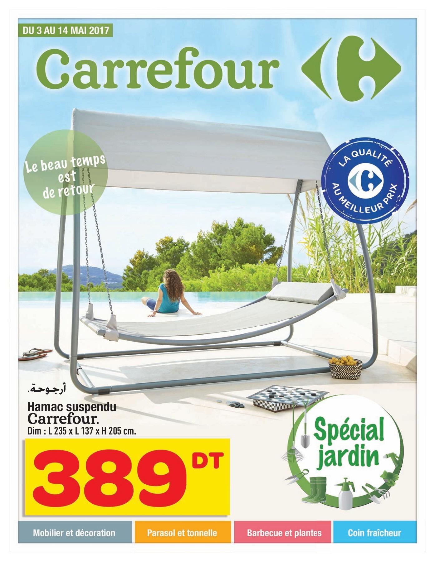 Catalogue Carrefour La Marsa Pages 1 - 24 - Text Version ... encequiconcerne Fauteuil De Jardin Carrefour