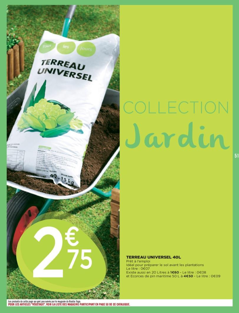Catalogue Géant Casino Jardin 11-21 Mars 2015 - Catalogue Az dedans Table De Jardin Geant Casino
