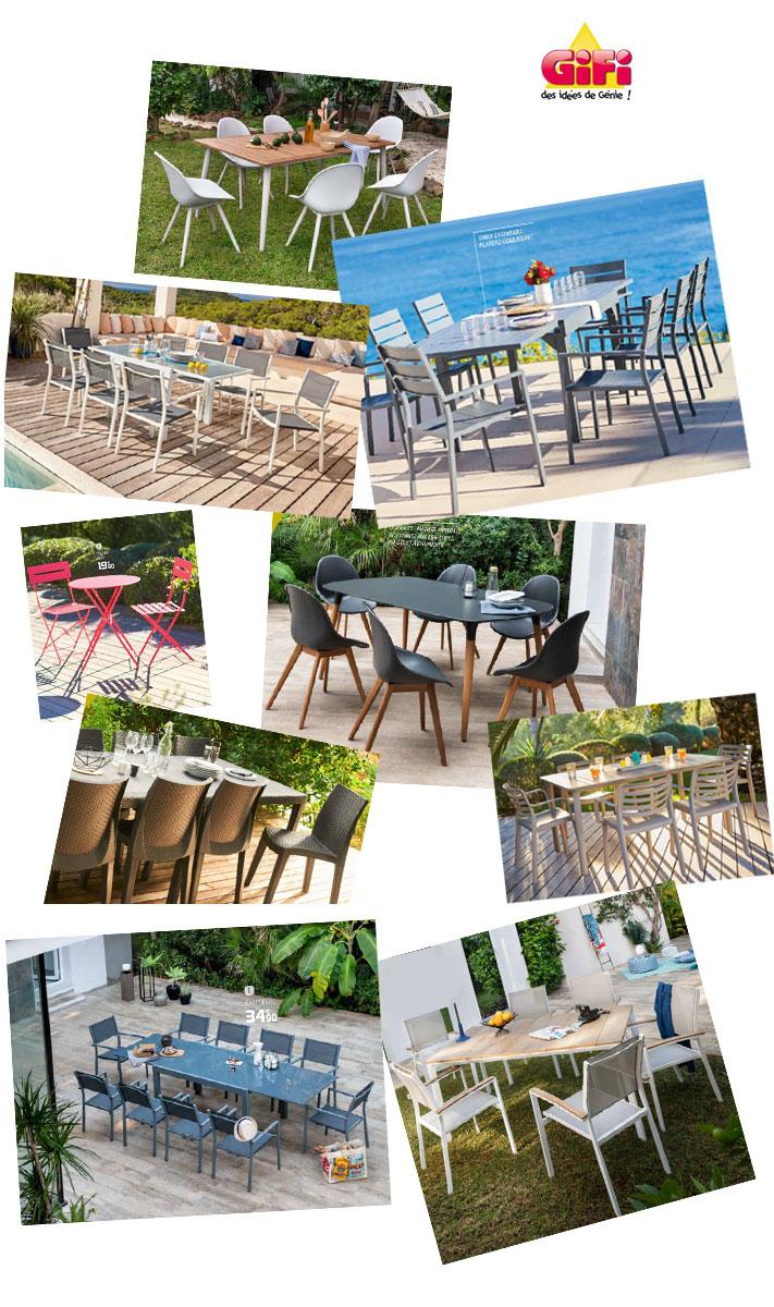 Catalogue Gifi 2019 ⋆ Gifi Addict pour Catalogue Gifi Salon De Jardin