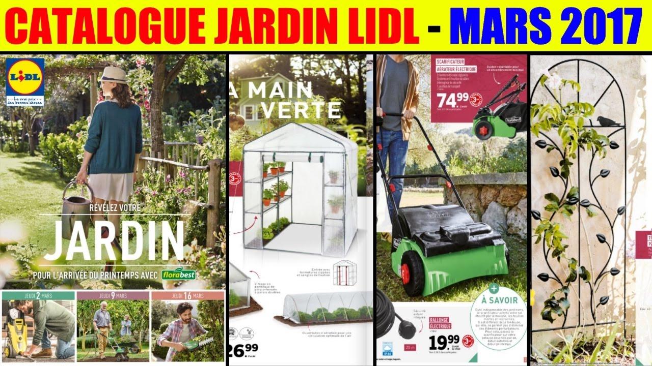 Catalogue Lidl Jardin Mars 2016 - Blablalidl Avis ... serapportantà Serre De Jardin Florabest