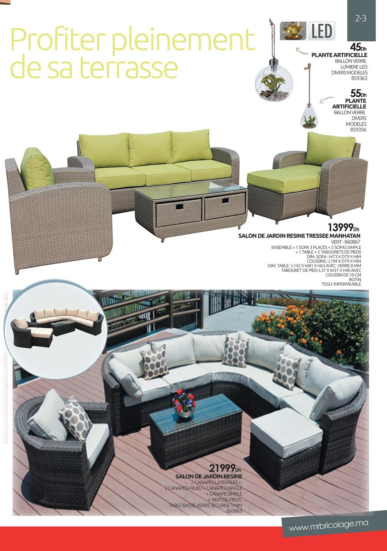 Catalogue Mb Pages 1 - 24 - Text Version | Fliphtml5 intérieur Salon De Jardin Mr Bricolage