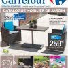 Catalogue Mobilier De Jardin - Pdf Téléchargement Gratuit pour Salon Jardin Resine Carrefour