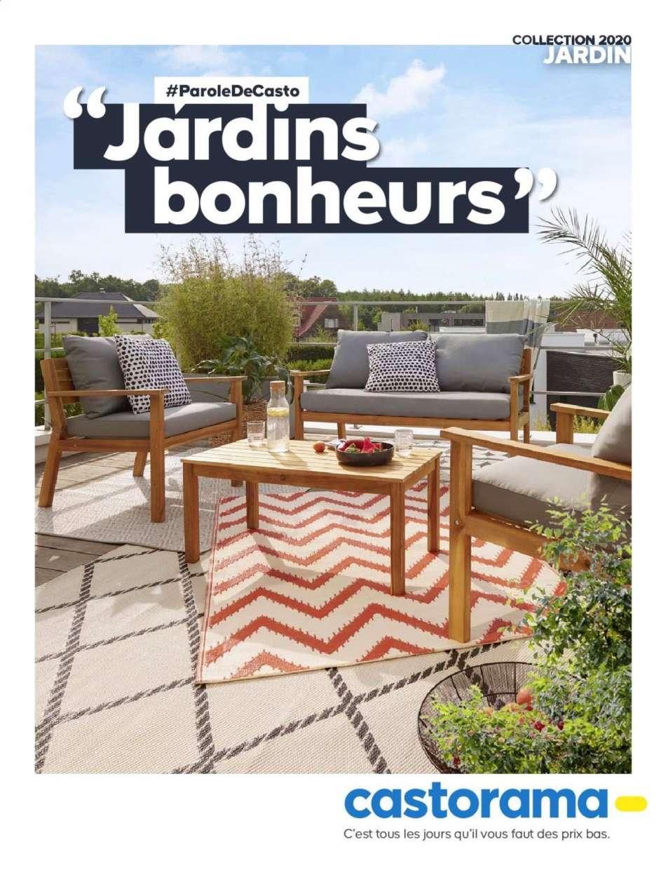 Catalogue, Prospectus, Pub Castorama 10.03.2020 - 31.05.2020 ... tout Fontaine De Jardin Castorama