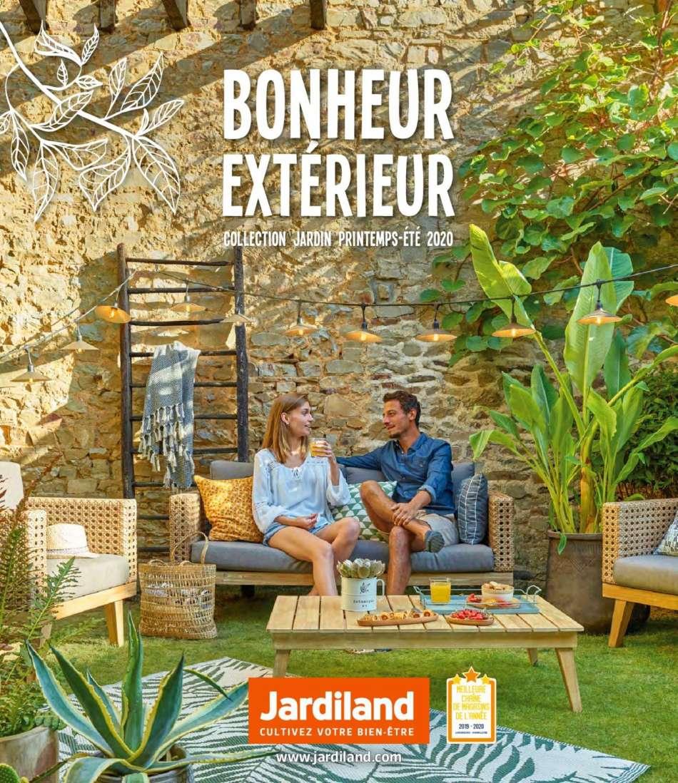 Catalogue, Prospectus, Pub Jardiland 01.03.2020 - 30.06.2020 ... avec Arche Jardin Jardiland