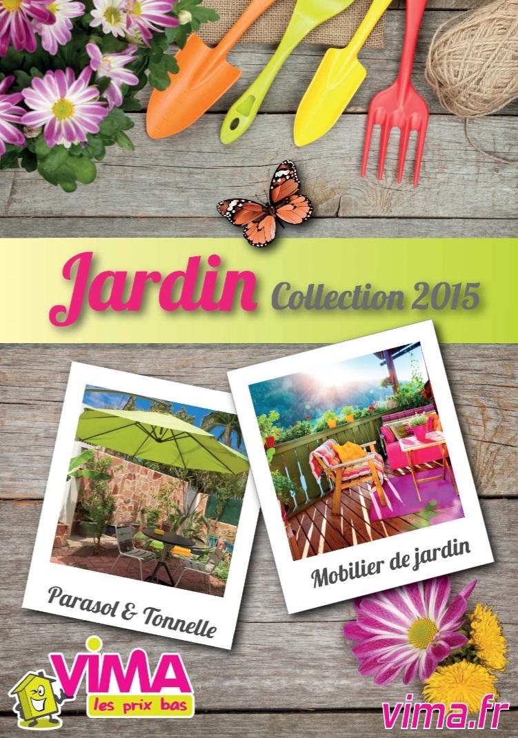 Catalogue Vima Jardin Collection 2015 - Catalogue Az encequiconcerne Vima Salon De Jardin