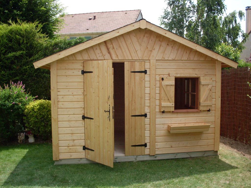 Celine – Page 3 – Mon Potager Gourmand dedans Construire Une Cabane De Jardin