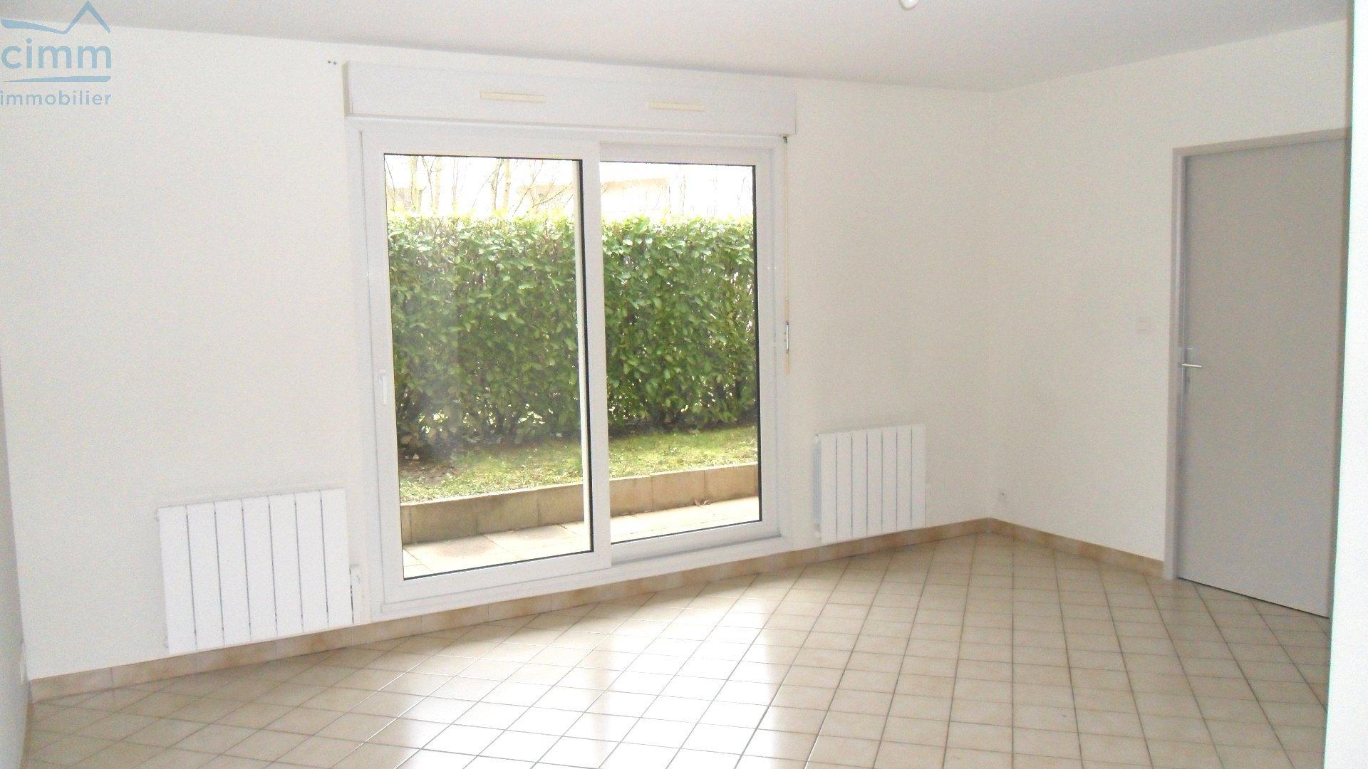 (Cg1288) Location Dijon Toison D'or, Appartement T2 En Rez-De-Jar avec Appartement Rez De Jardin Dijon