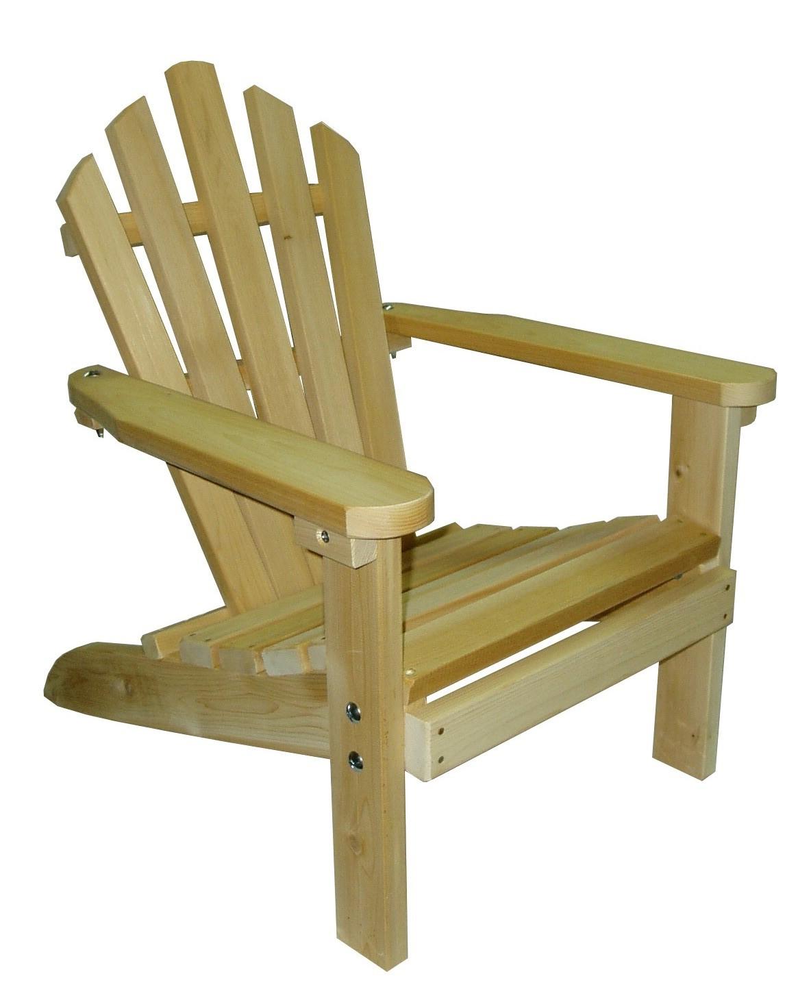 Chair Westport Fauteuil De Muskoka Adirondack Jardin Bois En ... à Fauteuil De Jardin Enfant