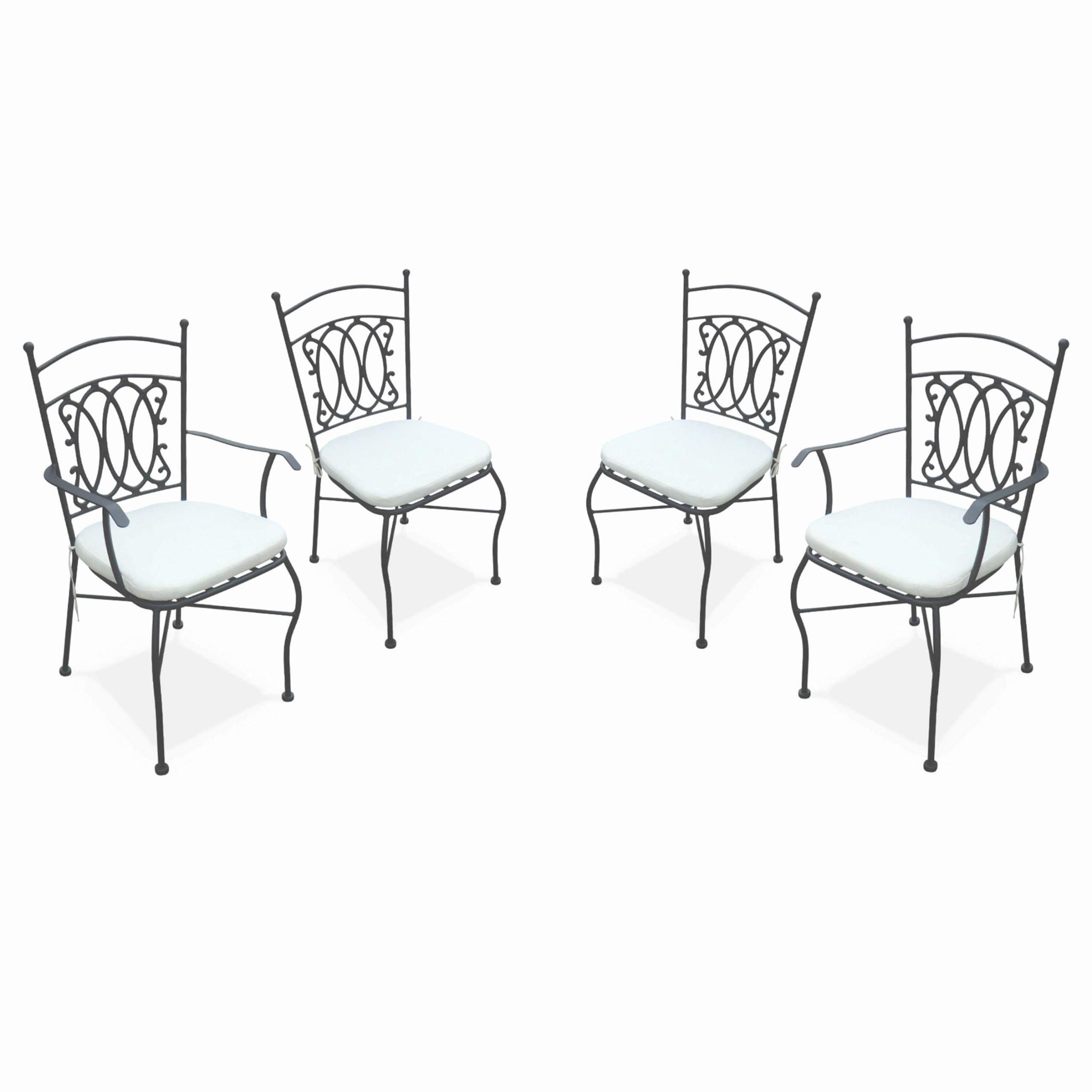 Chaise De Jardin Aluminium Archives - Luckytroll avec Salon De Jardin En Fer Forgé