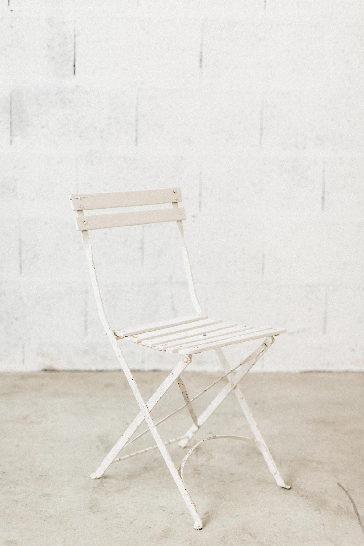 Chaise De Jardin Blanche Pliante encequiconcerne Chaise De Jardin Blanche