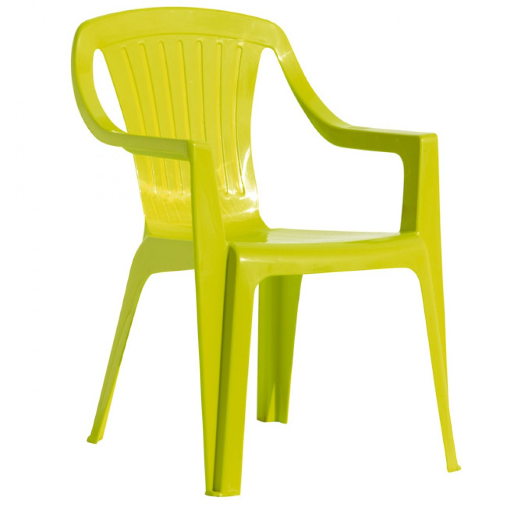 Chaise De Jardin Enfant Vert Anis concernant Chaise De Jardin Verte