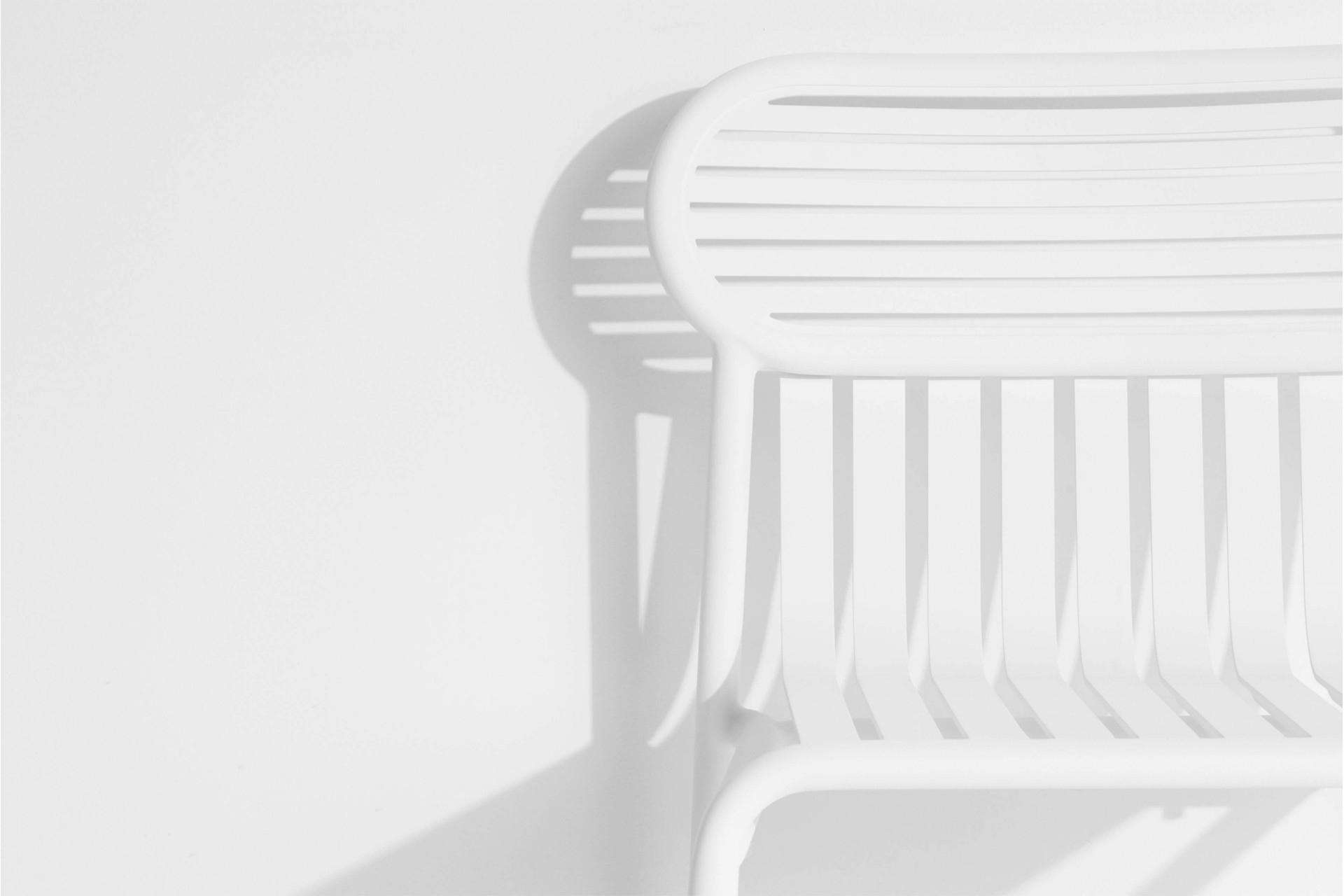 Chaise De Jardin serapportantà Chaise De Jardin Blanche