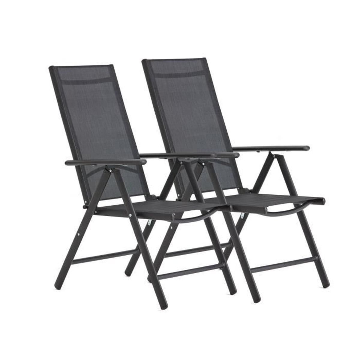 Chaise Pliantes Avec Accoudoir De Jardin intérieur Table De Jardin Geant Casino