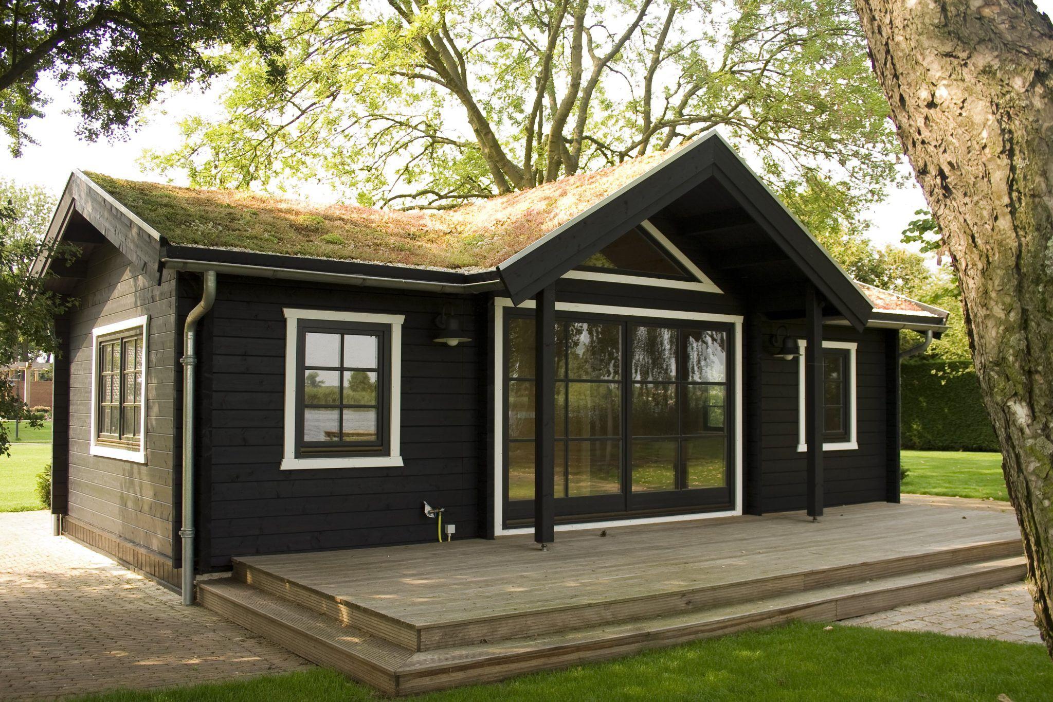 Chalet En Bois Pas Cher Destockage Design De Maison Achat ... destiné Cabane De Jardin Habitable