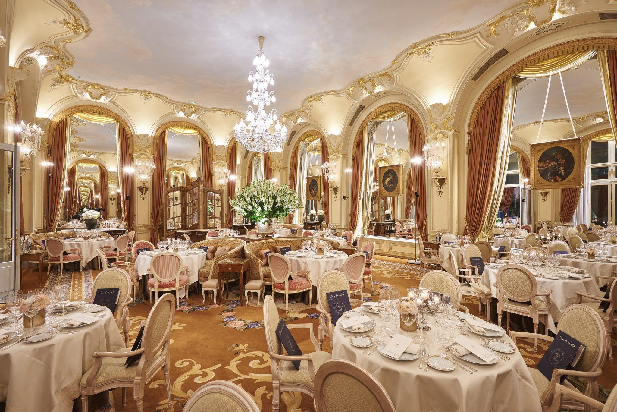 Chanel At Ritz * Paris - The Hotel Trotter tout Salon De Jardin Alice Garden