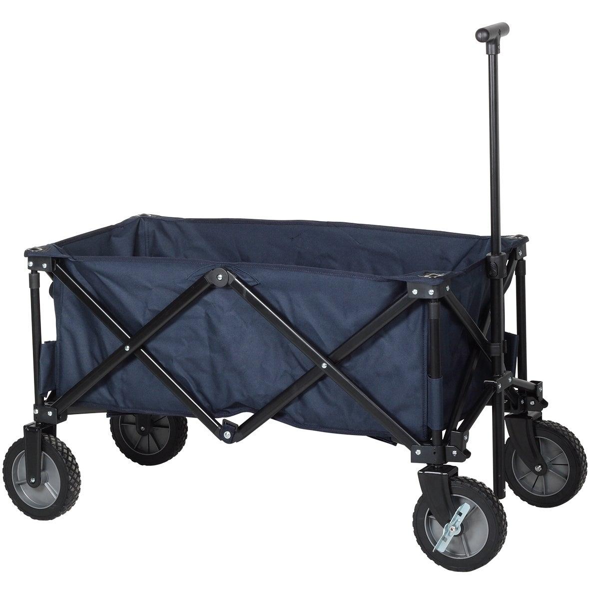 Chariot 4 Roues, 70 Kg pour Chariot De Jardin Leroy Merlin