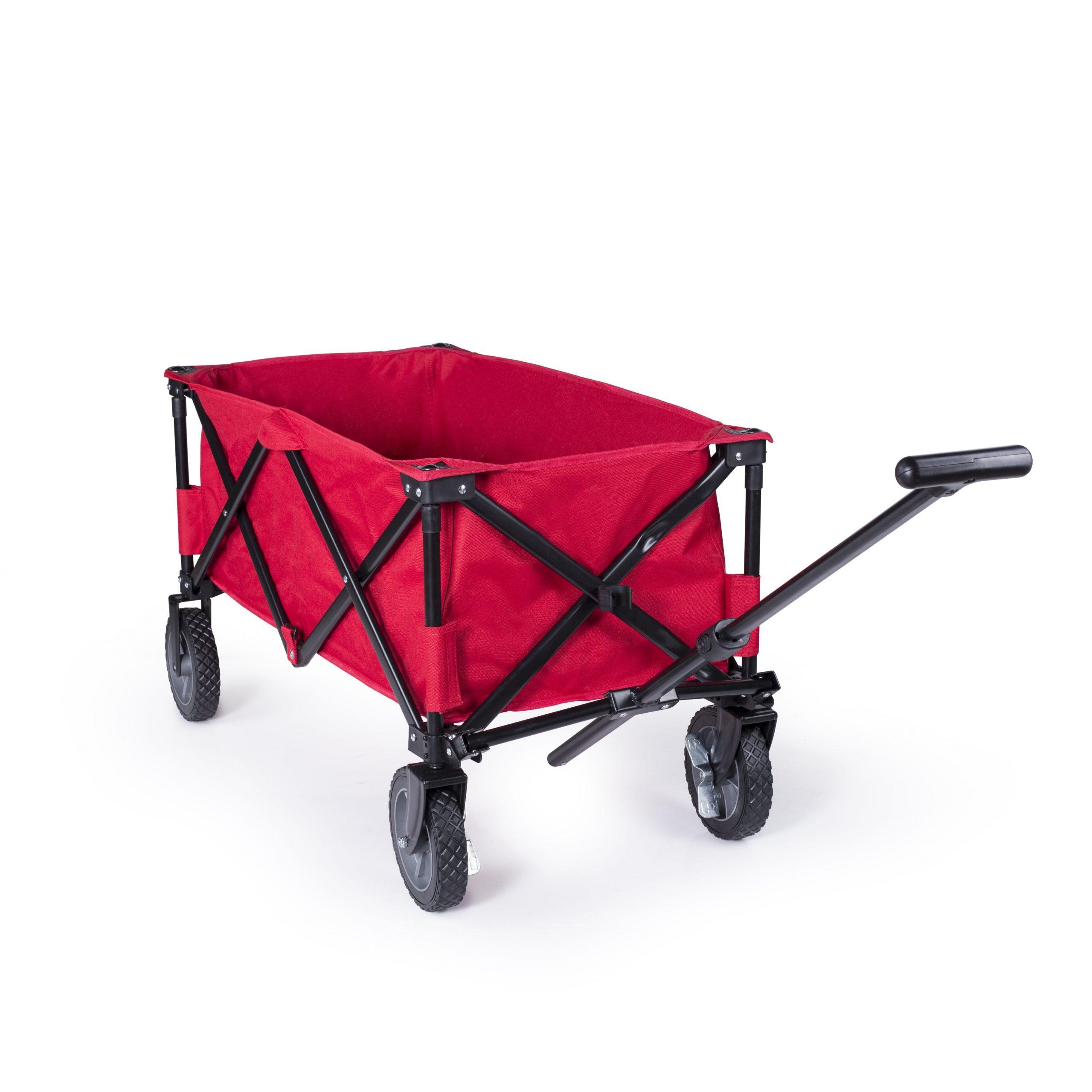 Chariot 4 Roues Campart, 100 L, 70 Kg encequiconcerne Chariot De Jardin Leroy Merlin