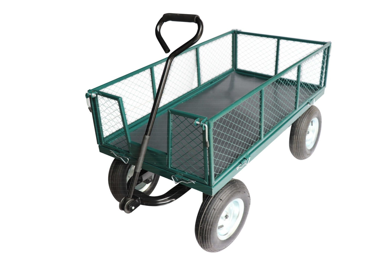 Chariot De Jardin Turfmaster, 454 Kg à Chariot De Jardin Leroy Merlin