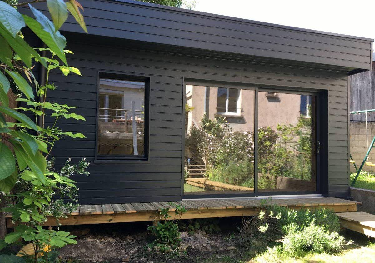 Charpentier Épinal & Golbey : Extension Bois Vosges intérieur Plan Cabane De Jardin
